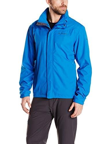 Vaude Herren Jacke Escape Bike Light Jacket, Blue, M, 05018