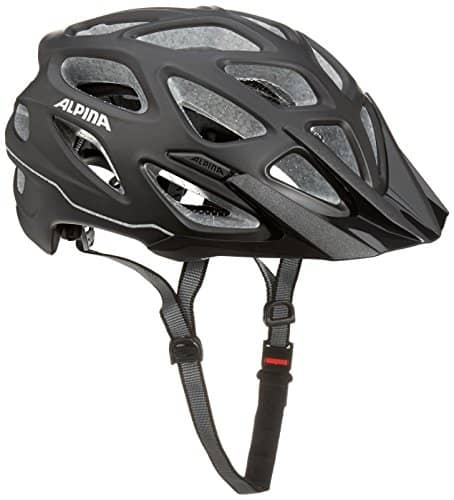 Alpina Mythos 3.0 LE Fahrradhelm, Black Matt, 57-62 cm
