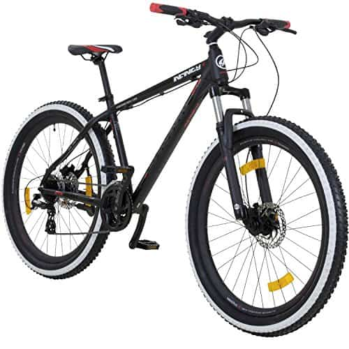 650B+ 27,5+ Zoll MTB Galano INFINITY Mountainbike Scheibenbremsen Shimano 27,5x3.0 Fatbike