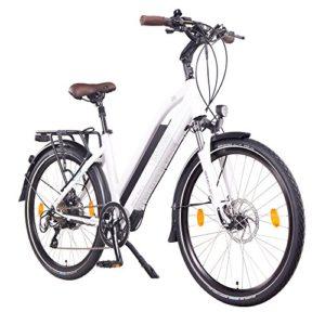 Das NCM Milano+ (Plus) ist ein echtes Trekking Pedelec und ein perfektes all-around Lifestyle-Rad: das NCM Milano+ (Plus) ist all das und mehr.